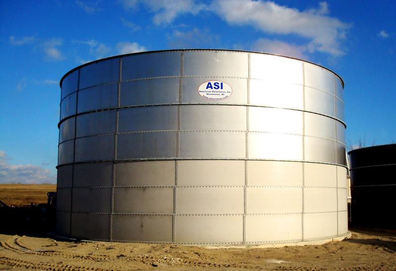 Non-Potable Water Storage