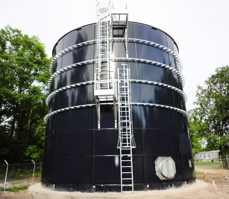 Glass Lined Tanks